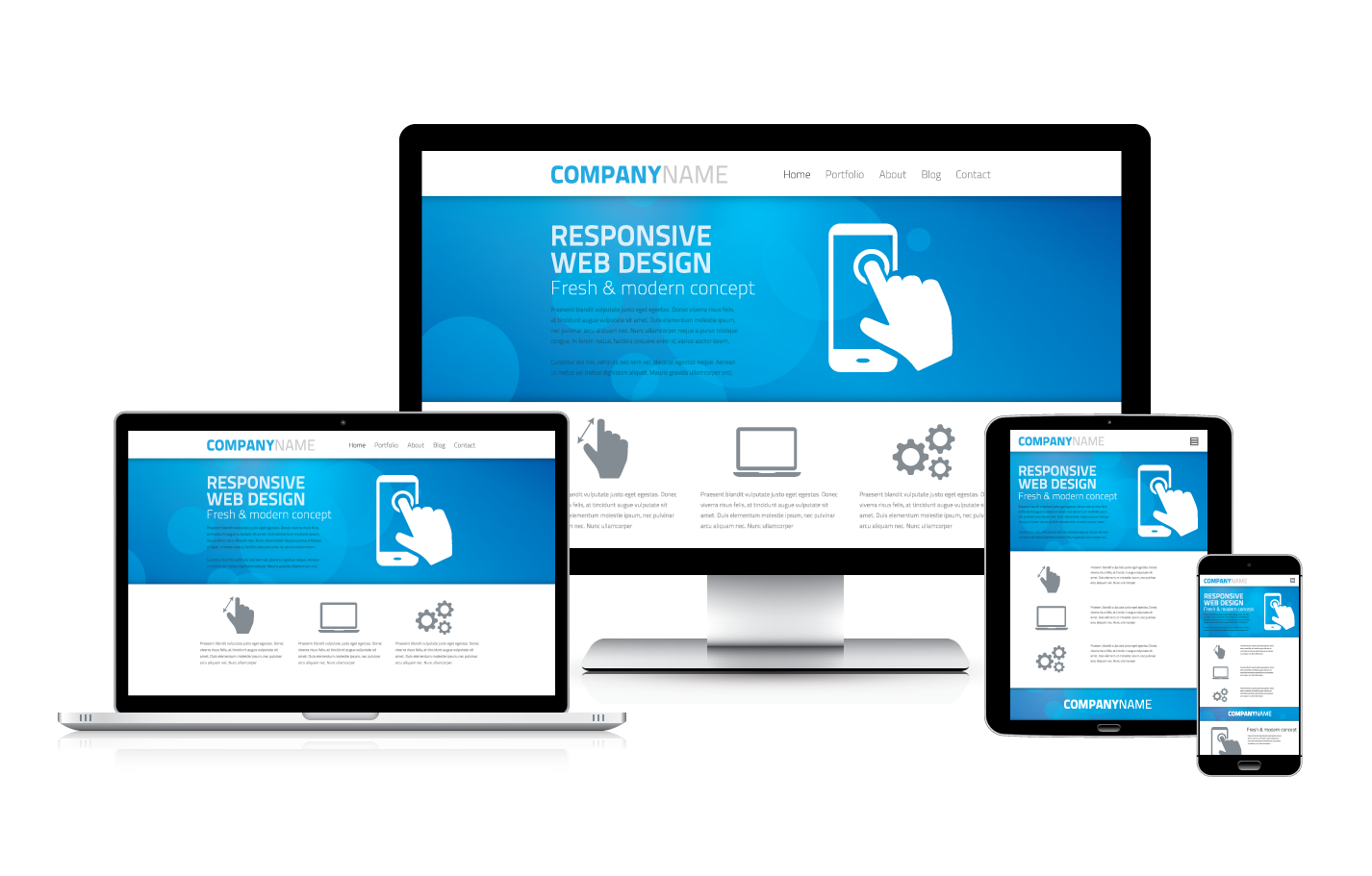 Features of Website Designing Service